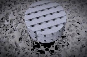 3D-печатное биостекло — идеальный материал для хрящевых имплантатов