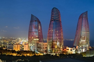 3D Print Conference. Baku will present 3D copy of Flame Towers