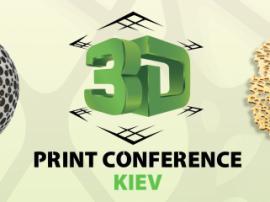3D Print Expo now in Kiev!