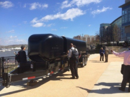3D printed submarine became real