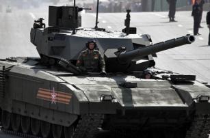 3D-принтинг в производстве танка Т-14 «Армата»