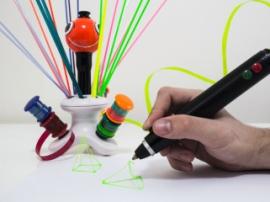 3D-ручка Renegade использует для печати пластиковые бутылки, пакеты и другие отходы