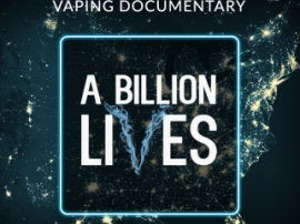 A Billion Lives Sneak Peek with Aaron Biebert at VapeShow Amsterdam