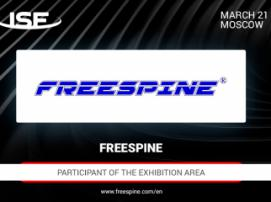 A biokinetic exercise machine FREESPINE to be presented at the InSpace Forum 2018 exhibition area