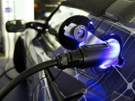 How about pouring ethanol here? American scientists offer a way to charge electric car fast