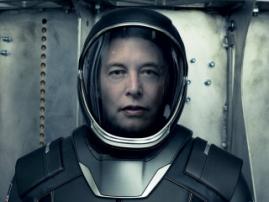 Sneak peak on the first SpaceX spacesuit?