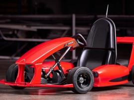 Actev Motors создала умный детский электромобиль с Wi-Fi и GPS