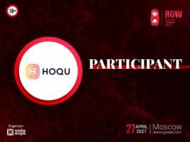Affiliate Marketing Platform HOQU Will Participate in Russian Gaming Week 2021 Demo Zone