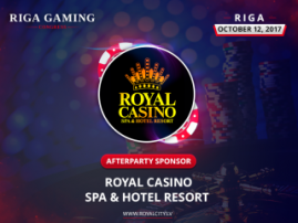 Afterparty by Conference Sponsor – Royal Casino Spa & Hotel Resort
