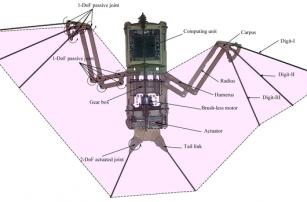 Американские учёные с помощью 3D-принтера создали роботизированную летучую мышь