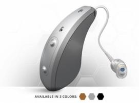 Американцы разработали 3D-печатный слуховой аппарат, который работает от света