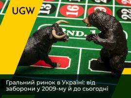 Аналітика грального бізнесу в Україні до заборони 2009 року