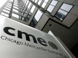 Another one: CME Group has started trading bitcoin futures