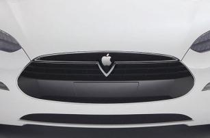 Apple поглотит компанию Tesla?