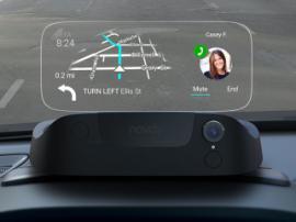 AR-дисплей Navdy – важный шаг для превращения обычного автомобиля в умный