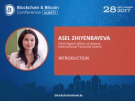 Аsel Zhiyenbayeva, Chief Digital Officer at AIFC, to open Blockchain & Bitcoin Conference Almaty