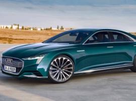 Audi готовит конкурента Tesla Model S под названием A9 e-tron
