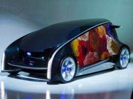Автомобили с искусственным интеллектом появятся на дорогах до 2022 года