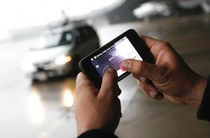 Автомобили в Эстонии будут подключены к сети Интернет