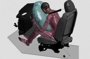 Автомобильные манекены предложили заменить компьютерными симуляторами