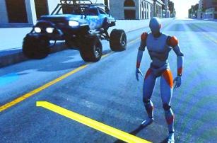 Автономные транспортные средства получают навыки посредством видеоигр