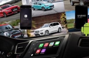 Автопроизводители против смартфонов