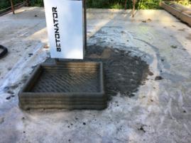 «Бетонатор» – стартап-проект из России, выпускающий 3D-принтеры для строительства домов