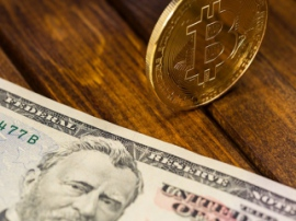 Bitcoin outperformed fiat currencies and stocks of major brands