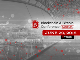 Blockchain & Bitcoin Conference Georgia 2018: Mining, Crypto Business and Regulation in Georgia