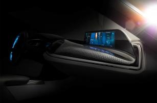 BMW показала интерьер автомобилей будущего и систему управления жестами