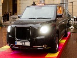 Британские кэбы заменяют электромобилями. К концу 2018-го в Лондоне их будет 150