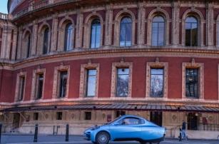 Британцы разработали легкий водородный автомобиль