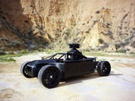 Британцы создали машину, которая может превращаться в любой автомобиль