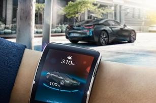 Будут ли смарт-часы управлять автомобилями?