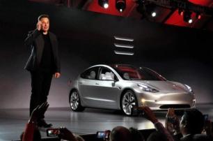 Бюджетный электромобиль Tesla