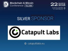 Catapult Labs to become a Sponsor at Blockchain & Bitcoin Conference Tallinn
