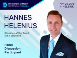 Chairman of the Board at FA Solutions Will Discuss Blockchain Regulations at the Panel Discussion