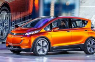 Chevrolet запускает электромобиль в массовое производство