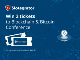 Competition for 2 tickets to Blockchain & Bitcoin Conference