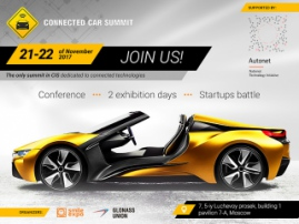 Connected Car Summit: key event of the year in the field of connected cars