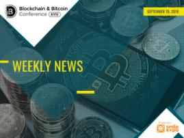 Crypto regulation in Ukraine and Bitcoin challenge: weekly digest of top crypto news of the week