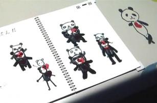Детские рисунки оживут благодаря изобретению японских разработчиков