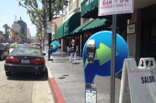 Доступ к умной парковке станет возможным благодаря слиянию  Inrix и  ParkMe