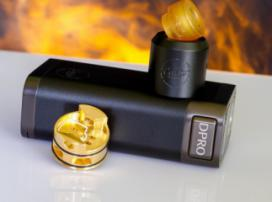 DPRO 133 Premium Kit – новый мод от CoilArt
