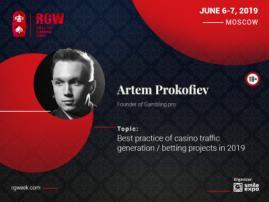 Driving Traffic to Casinos: Presentation from Owner ofGambling.pro Artem Prokofiev