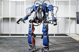 Екзоскелет від Рyundai дозволить користувачу перетворитися на Залізну людину