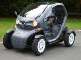 Электрокар Renault Twizy поступил в продажу в России