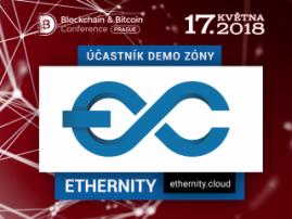 Ethernity je novým účastníkem demo zóny Blockchain & Bitcoin Conference Prague
