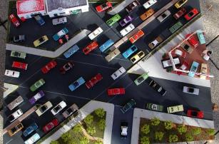 Этот город - самый лучший город на Земле... или как технологии Connected Car могут помогать городским властям решать проблемы дорожных перегрузок.