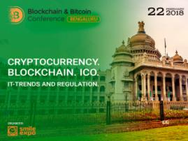 Experts to discuss blockchain, cryptocurrencies and ICO at Blockchain & Bitcoin Conference Bengaluru